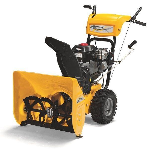 Stiga-Snow-Fox-compressor