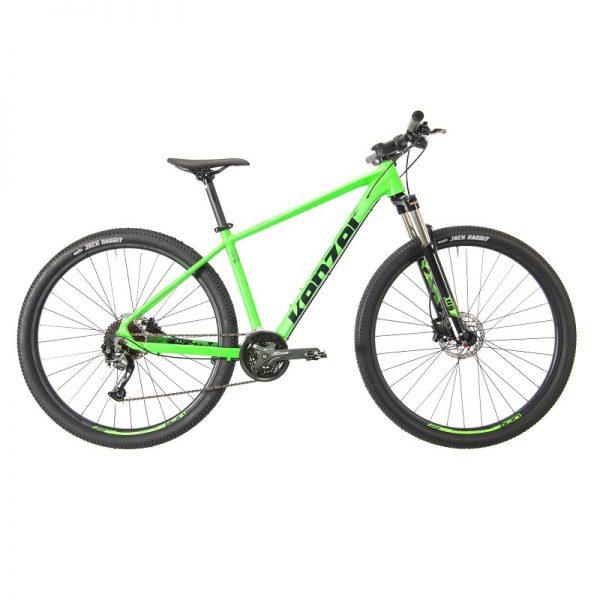 Q 300 men fluo green