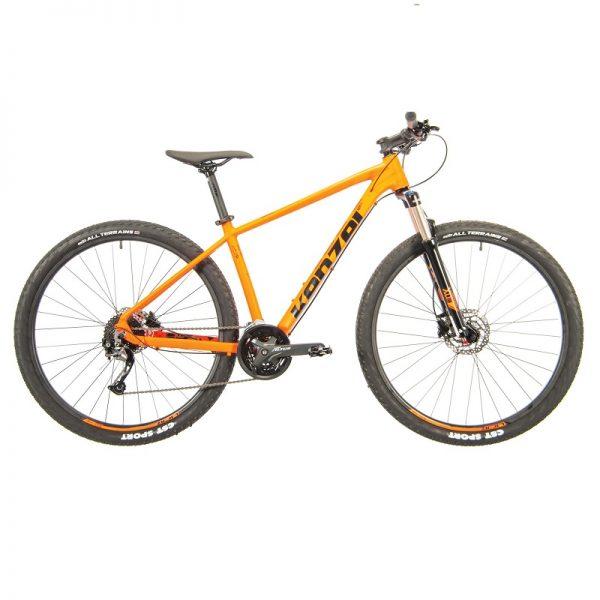 Q 300 men fluo orange