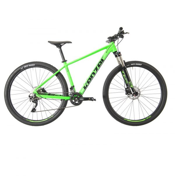 Q 900 fluo green