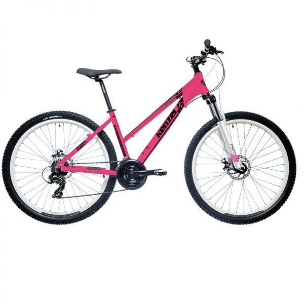 Shade woman pink